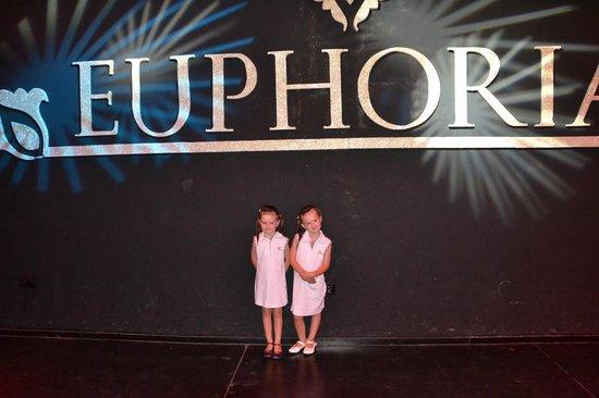 Euphoria Palm Beach Resort: Side 2013