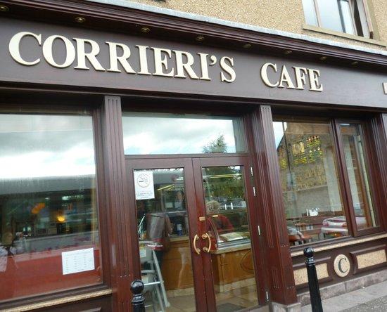 Corrieri's Cafe