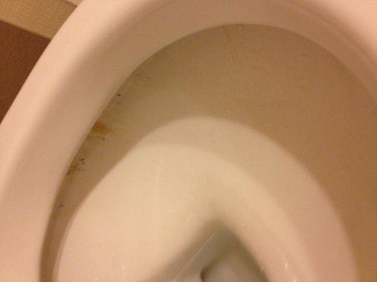 Ντοβίλ, Γαλλία: Toilette