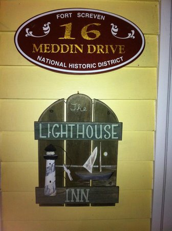 Lighthouse Inn: Our Home Away From Home