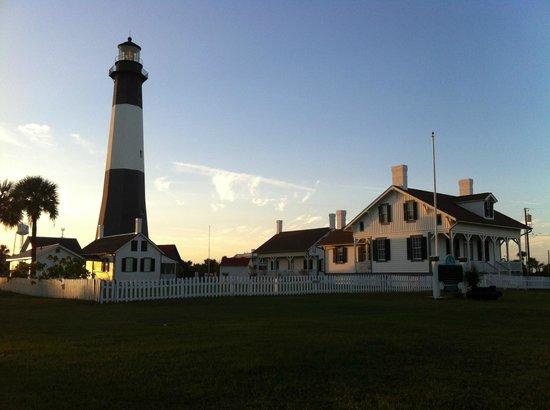 Lighthouse Inn: Tybee Lighthouse