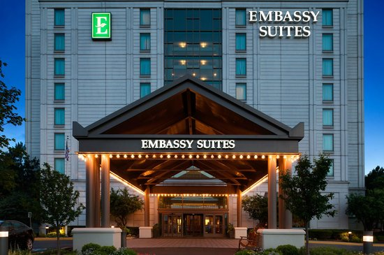 Embassy Suites by Hilton Chicago Lombard Oak Brook: Welcome