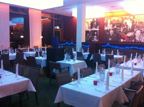 Melia Duesseldorf: Aqua restaurant