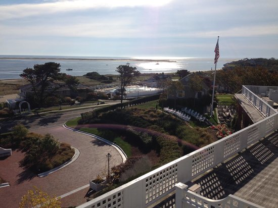 Chatham Bars Inn Resort and Spa: Views from Room 32!