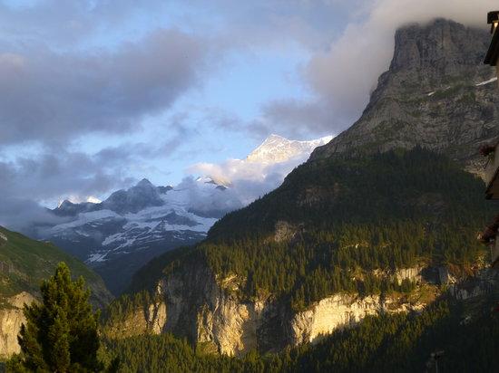 Grindelwald, İsviçre: Рай на земле.