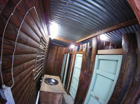 Hazyview Adventure Backpackers: Toilets