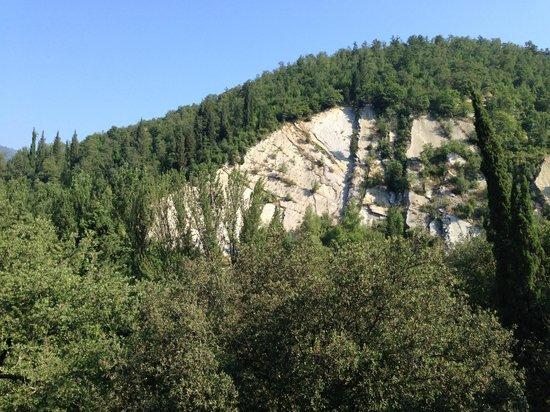 Hotel La Selva: Холмы Тосканы