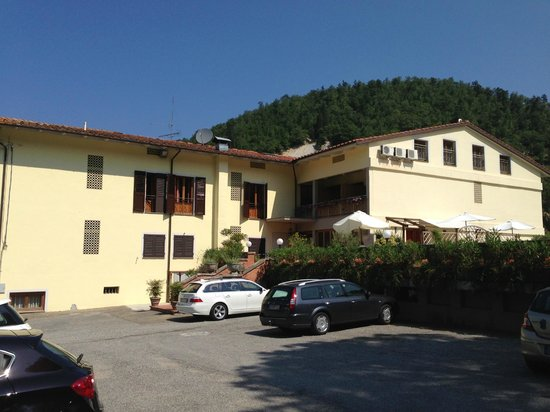 Hotel La Selva: Отель La Selva