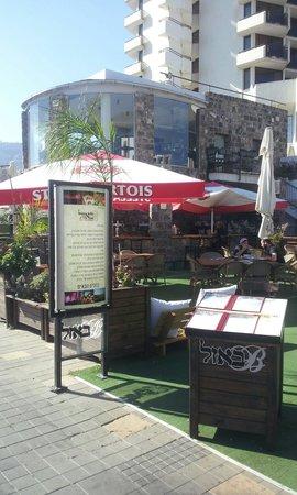 Bazel Bar & Restaurant : Bazel