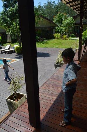 Aonang Phu Petra Resort, Krabi : the main man