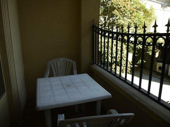 Atlas Hotel: Balcony