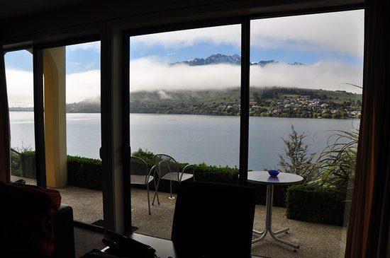 Villa Del Lago: Stunning views of Lake Wakatipu