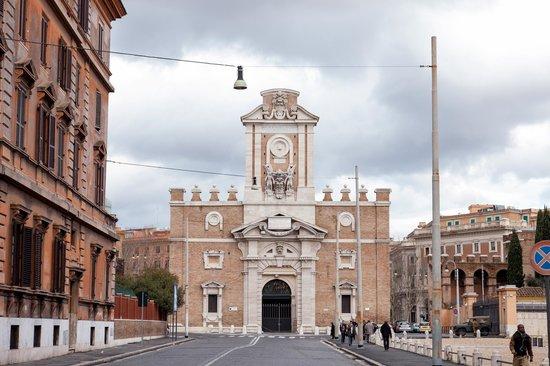 Porta pia picture of deseo home rome tripadvisor - Hotel porta pia roma ...
