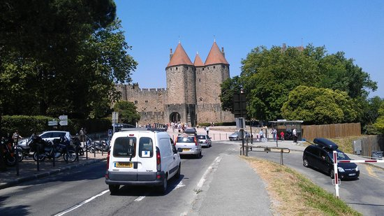 Hotel Don Angel: Gite de Carcassonne