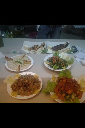 Yasmin Restaurant : Great dinner