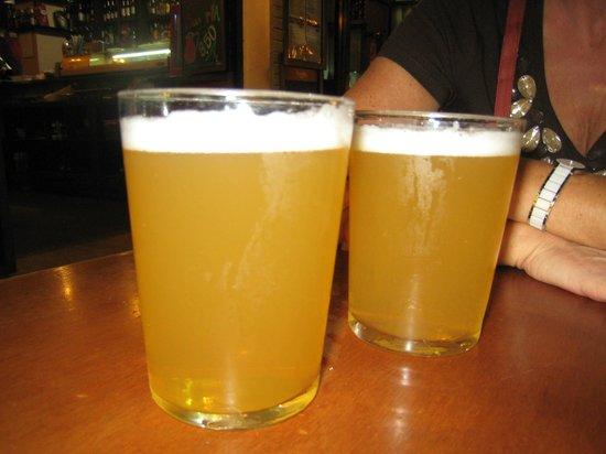 Cerveceria Giralda : le panaché ... un bonheur