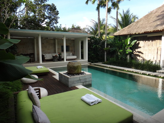 The Purist Villas and Spa: Garden Villa