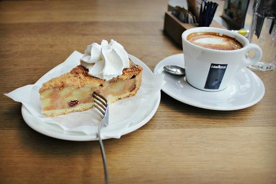 Flying Dutchman: Apple pie Dutchman