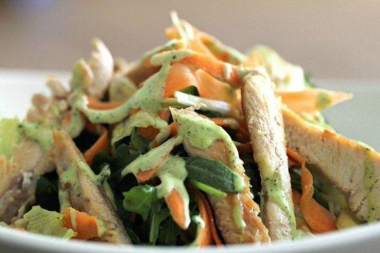 Flying Dutchman: Chicken salad