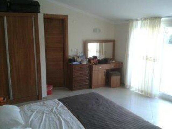 Yakamoz Hotel: Room