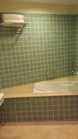 The Chateau Spa & Organic Wellness Resort: Bath tub