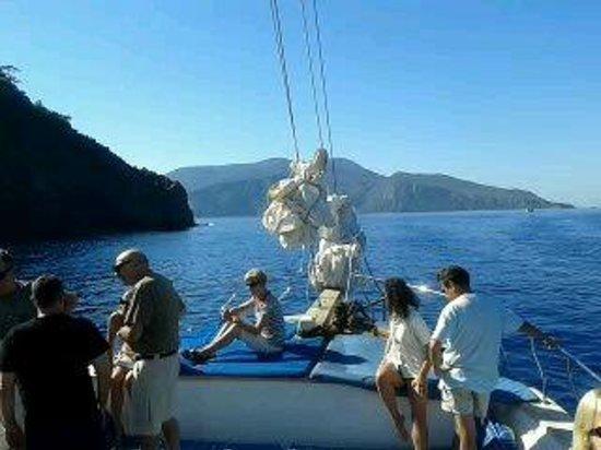 Yakamoz Hotel : Boat Trip
