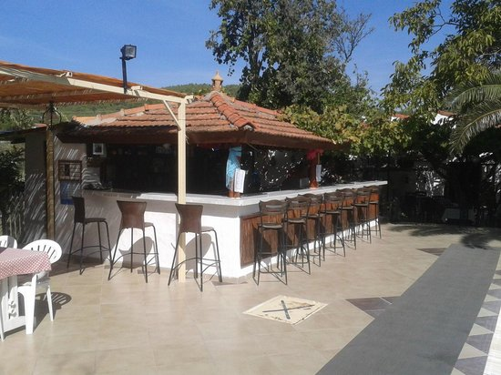 Yakamoz Hotel : Yakamoz Bar