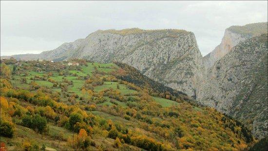 Küre Mountains National Park
