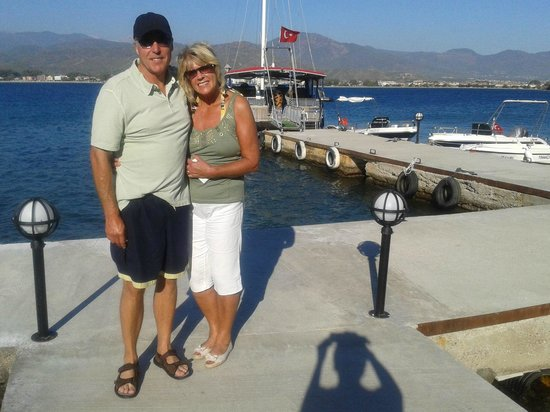 Yakamoz Hotel : Boat trip Island of Light
