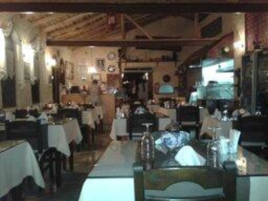Yakamoz Hotel: yakamoz Restaurant