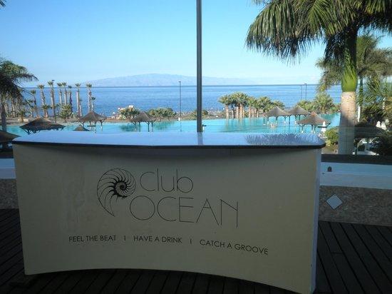Gran Melia Palacio de Isora Resort & Spa: Club Ocean