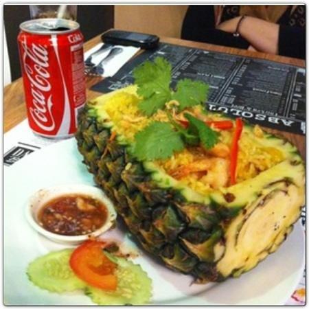 Photo of Asian Restaurant Absolute Thai at No 1 Jalan Imbi, Kuala Lumpur 55100, Malaysia
