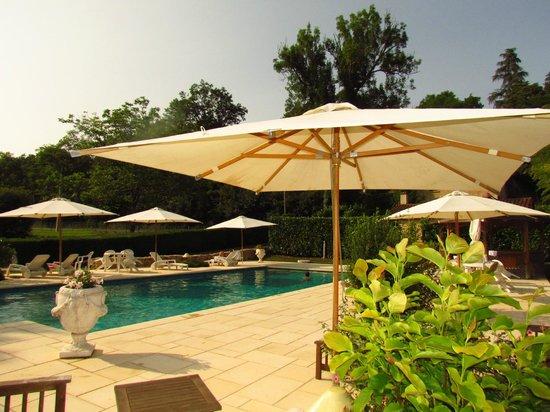 Le Moulin de Mitou: piscine