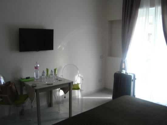 Althea Inn Roof Terrace : room