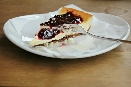 Flying Dutchman: Cheese cake New York