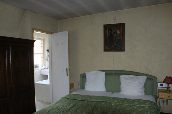 Duc de Bourgogne: double room
