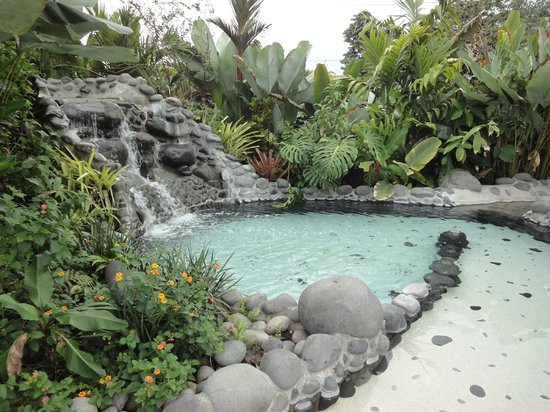 Arenal Springs Resort and Spa: Jacuzzi Piscine