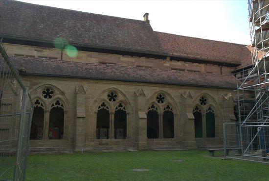 Kloster Maulbronn: Внутренний дворик