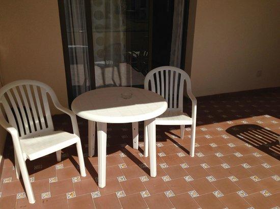 Club Bellasol: balcony