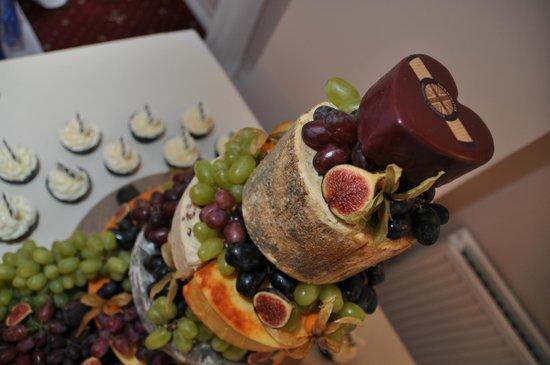 Restaurant 54: The cake