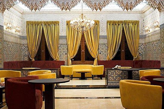 Salon marocain - Picture of Riad 21, Casablanca - TripAdvisor