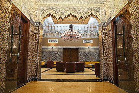 Salon marocain photo de riad 21 casablanca tripadvisor for Salon marocain casablanca