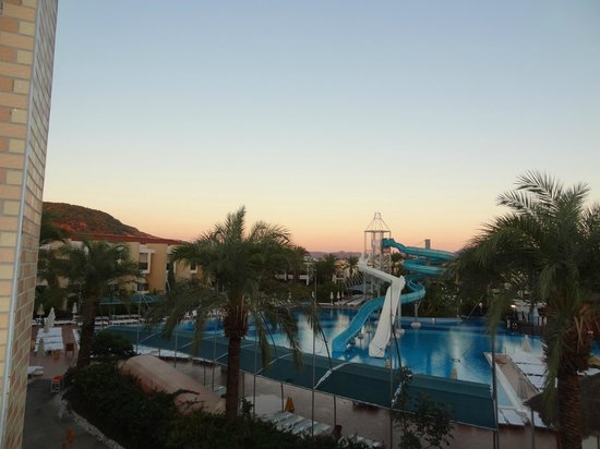 TUI Family Life Tropical Resort: View from room 3213