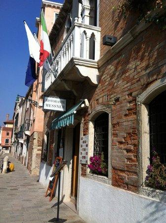 Hotel Messner: ristorante