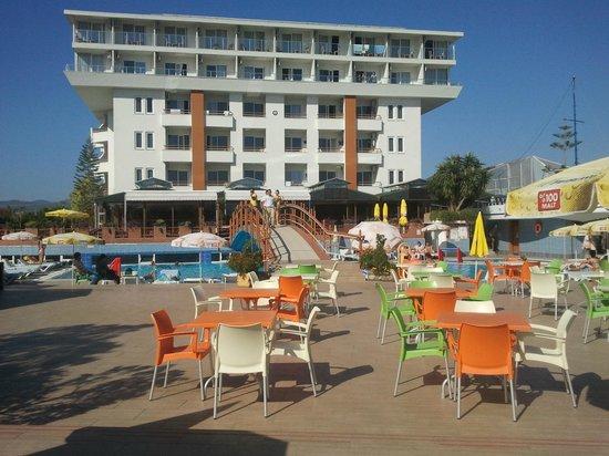 Numa Konaktepe Hotel: genel