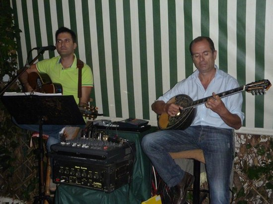 Taverna Tripa: Les musiciens
