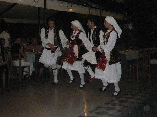 Taverna Tripa: Les danseurs