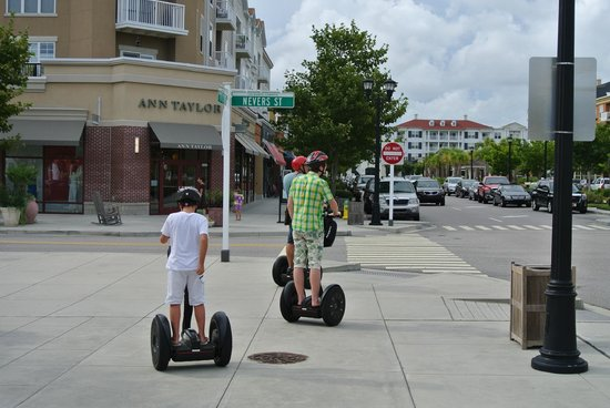 Beautiful Area To Ride In Picture Of Myrtle Beach Segway Tours
