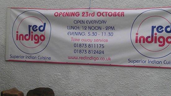 Red Indigo: Banner