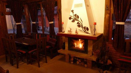 Villa Gamma: Dining room